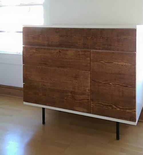 commode table à langer